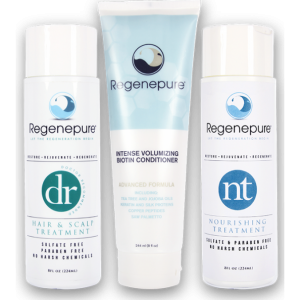 Regenepure Kit with Conditioner (DR + NT + Conditioner)