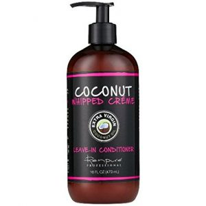 About the product This is a great solution for dry, frizzy hair Coconut water has the ability to absorb quickly into each hair fiber, allowing it to deliver oils Vitamins that condition and heal the innermost area of the hair cuticle Your hair will look smoother, feel softer, and be healthier